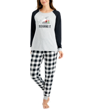 Women's Sleighin' It Pajama Set