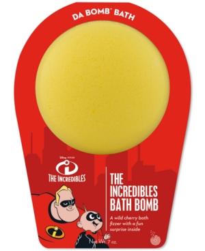 The Incredibles Bath Bomb