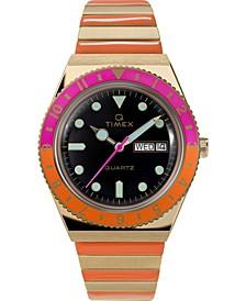 Women's Q Reissue Two-Tone Bracelet Watch 36mm