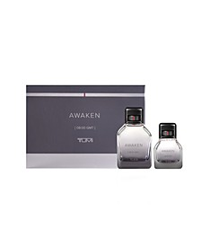 Men's Awaken 3.4 fl. Oz 1.0 fl. Oz Eau De Parfum Spray Set