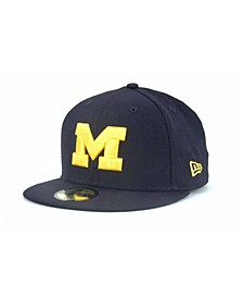 Michigan Wolverines 59FIFTY Cap