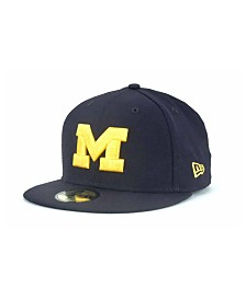 New Era Michigan Wolverines 59FIFTY Cap