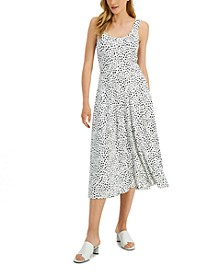 Printed Tank Top Dress, Created for Macy's