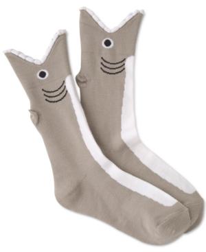 Women's Shark Mouth Crew Socks
