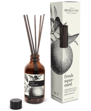 Fresh Squeezed Fragrance Oil Reed Diffuser