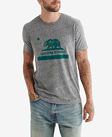Men's Skeleton Bear Short Sleeves T-shirt