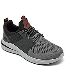 Men's Delson 3.0 - Cicada Wide-Width Slip-On Casual Sneakers from Finish Line