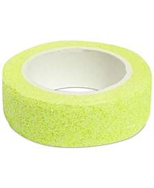 Lemon Glitter Tape
