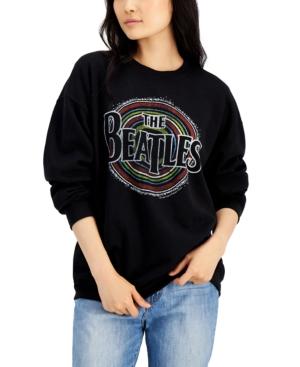 The Beatles Crewneck Fleece Sweatshirt