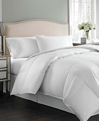 Charter Club Closeout Vail Level 3 European White Down Comforters
