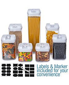 Food Storage Container, Set of 7