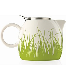 Pugg Spring Grass Teapot with Infuser