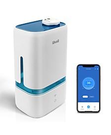 Smart Ultrasonic Cool Mist Humidifier