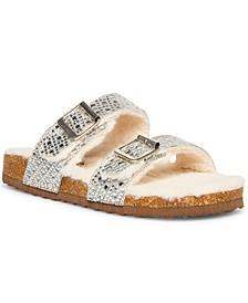 Brando Cozy Footbed Sandals