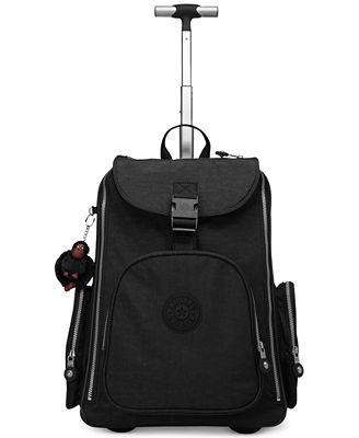 Kipling Alcatraz II Rolling Backpack - Backpacks - Luggage ...