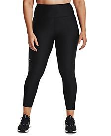 Plus Size HeatGear® High-Rise Leggings