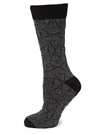 Men's Deathly Hallows Socks