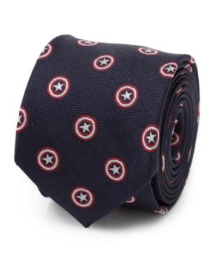 Boys Captain America Shield Tie