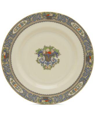 Autumn Salad Plate