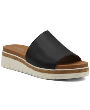Women's Provence Flatform Slides Women's Shoes