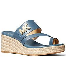 Sidney Mid Wedge Sandals