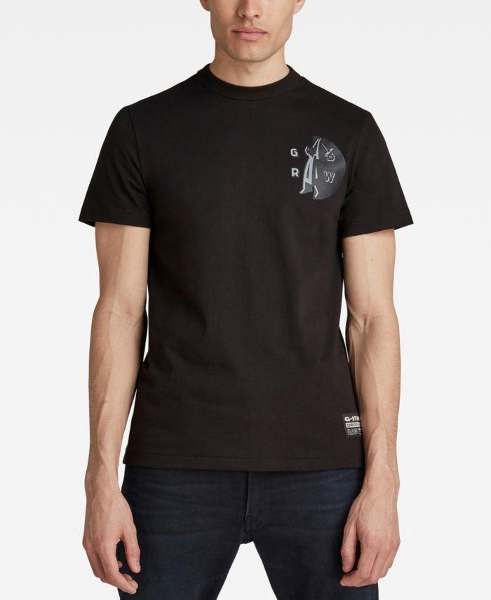 G-Star Raw Men's GS Raw Hammer T-shirt & Reviews - T-Shirts - Men - Macy's
