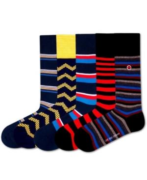 Men's Super Soft Mid Calf Premium Dress Socks Bundle