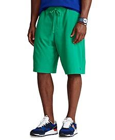 Men's Big & Tall Cotton Mesh Shorts