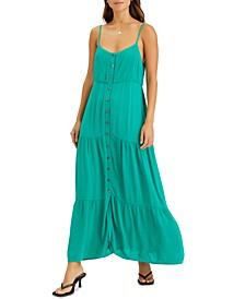 Traveler Tiered Maxi Dress