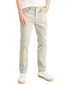 Men's Jean-Cut Supreme Flex Slim Fit Pants, Created for Macy's