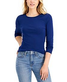 Juniors' Long-Sleeve T-Shirt