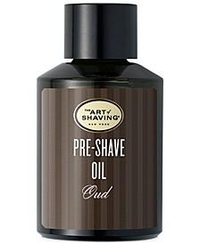 The Oud Pre-Shave Oil, 2 fl. oz.