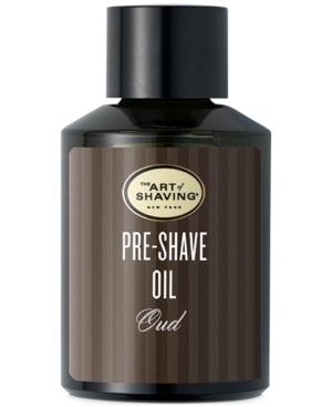Oud Pre-Shave Oil