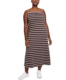 Plus Size Active Ribbed Dress