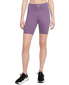 Plus-Size Femme Bike Shorts