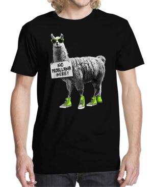 Men's No Probllama Graphic T-shirt