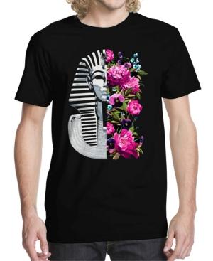 Men's Tut Slice Rose Graphic T-shirt