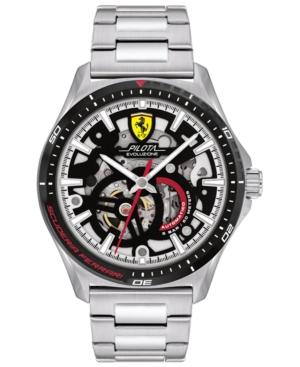 Men's Automatic Pilota Evo Stainless Steel Bracelet Watch 44mm