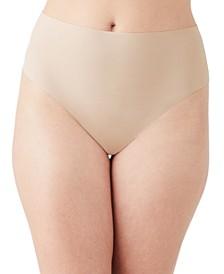Women's High-Waist Thong Underwear