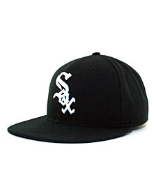 New Era Chicago White Sox MLB Authentic Collection 59FIFTY Fitted Cap