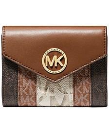 Carmen Medium Envelope Trifold Wallet