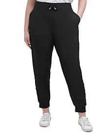 Plus Size Jogging Pants
