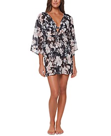 Night in the Jungle Cover-Up Dress
