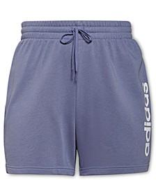 Essentials Plus Size Slim Shorts