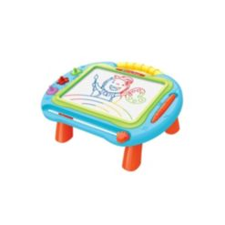 Toy Chef Color 2-in-1 Magnetic Sketch Board Table