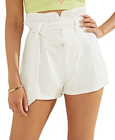 Belted Bustier Shorts