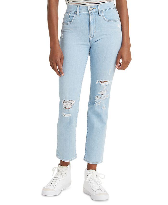 Levi's - 724 Straight-Leg Jeans