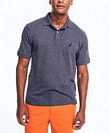 Men's Classic-Fit Interlock Polo Shirt