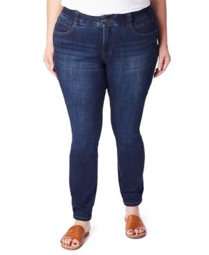 Plus Size Cecila Skinny Leg Jeans