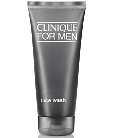 Clinique For Men Face Wash, 6.7 oz